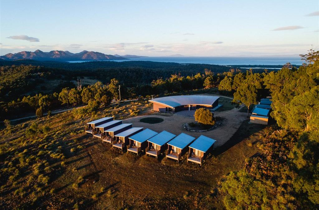 The Acquisition and Settlement of Freycinet Retreat